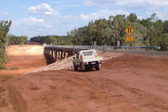 Goyder River Bridge Project
